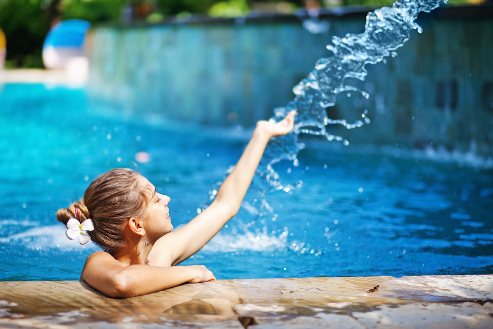 What you should avoid doing when cleaning your pool