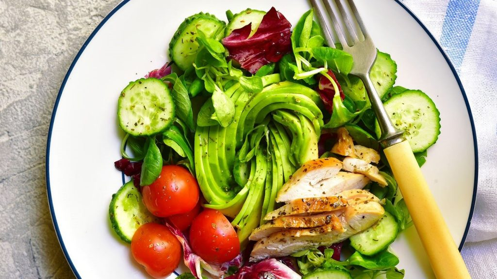 Have healthy food for better lifestyles: